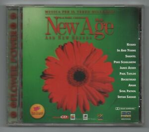 NEW AGE MUSIC & NEW SOUNDS - VOL. 83 FLOWER POWER 1998 - CD