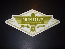 fa2b7eed425 PRIMITIVE APPAREL Skate Sticker Thunderbird 5.5