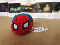 Z The Disney Store Mini Tsum Tsum Plush Soft Toy Marvel Spiderman