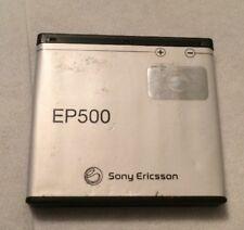 Genuine EP-500 BATTERY FOR SONY ERICSSON  Xperia X8 UK SELLER