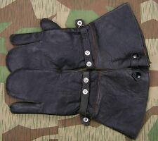 Luftwaffe Pilotenhandschuhe Jagdflieger Fliegerhandschuhe Pilot gloves 1939 LBA