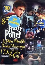 50 FOTO HARRY POTTER 2 POSTER FOTO SUL SET SUPPLEMENTO LIFE STAR