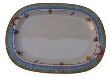 Hutschenreuther plato de capacidad plato Navidad 35 cm Que sirve plato Navidad