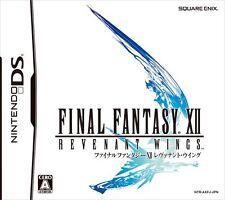 Used Nintendo DS Final Fantasy XII: Revenant Wings Import Japan