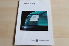 93738) Lancia Delta HPE Prospekt 04/1995