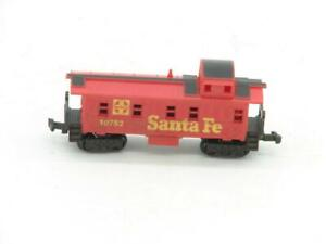 Aurora Rail Master N Scale Santa Fe Caboose 10752