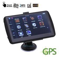Portable 7'' GPS Navigator Nav Navigation System North America Map for Car Truck