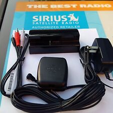 Sportster 3/4/5/6 Sirius Complete Home Docking Kit NEW!