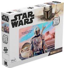 Disney Star Wars 'the Child' Poster Art 1000 Piece Jigsaw Puzzle The Mandalorian