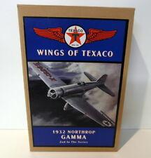Ertl Wings of Texaco Diecast - 2ND 1932 Northrop Gamma