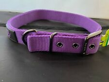 Top Paw Purple  Buckle Collar