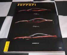 Revista Anuario 2009 Ferrari 07 Brochure F1 F60 458 Italia FXX SCHUMACHER Libro