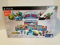 Skylanders Trap Team Super Bundle Pack For PS3 ( Playstaion 3 )