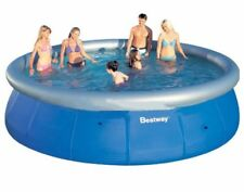 Bestway 57023 Fast Set Pool, 457 x 107cm Schwimmbad Schwimmbecken I162