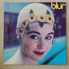 Blur Leisure original vinyl LP