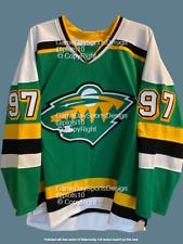 Minnesota Wild/North Stars Kirill Kaprizov Reverse Retro Concept Jersey (L)
