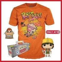 Dustin Roast Beef Tee Special Edition Funko Pop Stranger Things 828