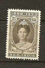 """NETHERLANDS INDIES 1923 #165.D mnh """"JUBILEE - two scans"""" D135"""