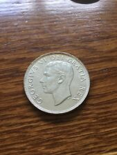 High Grade 1952 Canada Silver Dollar