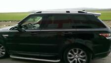 RANGE ROVER SPORT 2005-2013 STYLISH ALUMINIUM ROOF RAIL BARS RACKS GREY COLOUR