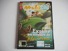 JEU CD-ROM MAC PC-MOBICLIC N° 120 FEVRIER 2010 EXPLORE LES MONDES DE JULES VERNE