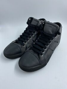 Geox Respira High Top Shoes Youth US Sz 5 - Free Shipping!