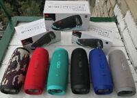 Charge 3 Portable Wireless Bluetooth Speaker,  Waterproof Brand New