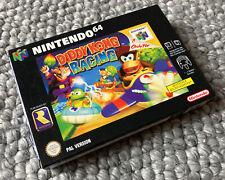 N64 Diddy Kong Racing Ovp, Neuwertig, Nintendo