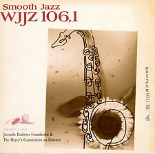 WJJZ 106.1 Smooth Jazz, Vol.4: Juvenile Diabetes Foundation Benefit, Various Art