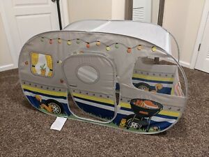 Little Tikes Pop Up Camper Tent
