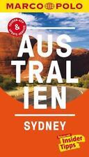 MARCO POLO Reiseführer Australien, Sydney von Stefan Huy, Esther Blank, Urs Wälterlin und Bruni Gebauer (2018, Taschenbuch)
