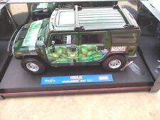 Maisto Hulk Hummer H2  1:18 Die Cast Marvel