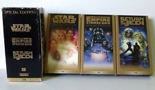 Star Wars Trilogy VHS 1997 Three Movies Special Edition Digitally Remastered