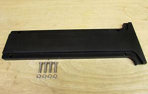 Mitsubishi evo 4 -9 Spark Plug Cover Black Anodised Alloy
