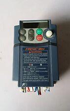 Fuji / FRNO.1C1S-2J / FRENIC-Mini Variable Frequency Drive, 3PH 200~240V/1.1A