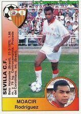 252 RODRIGUEZ MOACIR BRAZIL SEVILLA.CF STICKER CROMO LIGA 1995 PANINI