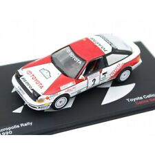 Toyota Celica GT-Four  1990 Acropolis Rally 1:43 Ixo Altaya Diecast