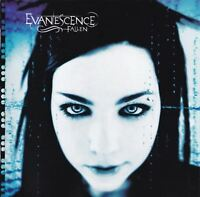 EVANESCENCE fallen (CD, album, 2003) alternative rock, nu metal, hard rock