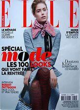 French ELLE 2013: DOUTZEN KROES_ROBERT PATTINSON_DONATELLA VERSACE_IGGY AZALEA