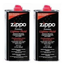 6 TINS OF ZIPPO FLUID 125ML UK DEL ONLY