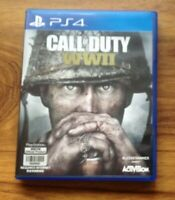 Call of Duty: WWII (Sony PlayStation 4, 2017). Free UK Postage
