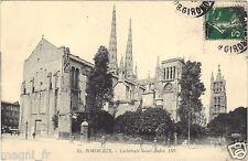 33 - cpa - BORDEAUX - La cathedrale Saint André