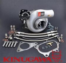 "Kinugawa Turbocharger 2.4"" A/R 60 SUBARU WRX STI TD06H-20G + 8cm Turbine Housing"