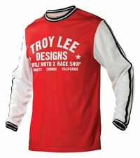 Troy Lee Designs Super Retro Jersey Red Small