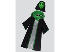 George Alien with Sound Halloween Costume for AGE 7-8 YRS