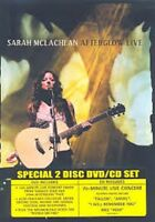 SARAH MCLACHLAN**2004:AFTERGLOW LIVE**DVD+CD