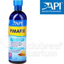PimaFix Fish Medication All Natural Anti-Fungal Remedy Aquarium Med 16oz API