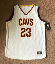 NBA boys XL Youth Basketball Jersey Lebron James Cleveland 23