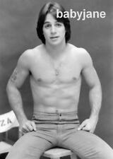 019 TONY DANZA BARECHESTED BEEFCAKE PHOTO