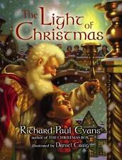 Light of Christmas - Good - Evans, Richard Paul - Hardcover